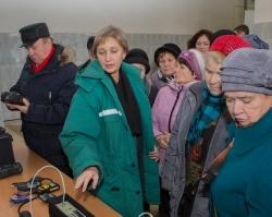 В ОАО «Славнефть-ЯНОС» прошла очередная встреча с общественностью Ярославля