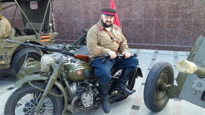 «Его написал мой друг»: тюменскому байкеру дали два года условно за комментарий в соцсети