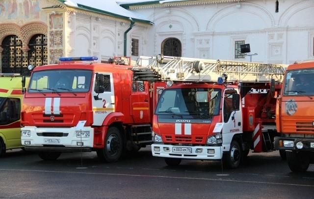Крупное ЧП в Иваново: ярославские спасатели выехали на подмогу