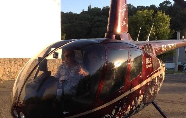 В Краснодарском крае при крушении вертолета погиб волгоградец