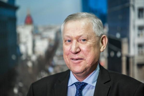 В прошлом году Евгений Тефтелев заработал около 5,5 млн рублей