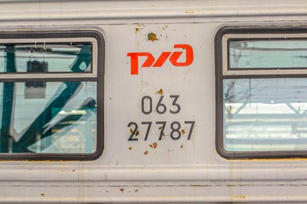 Злоумышленники похитили металл из железнодорожных вагонов