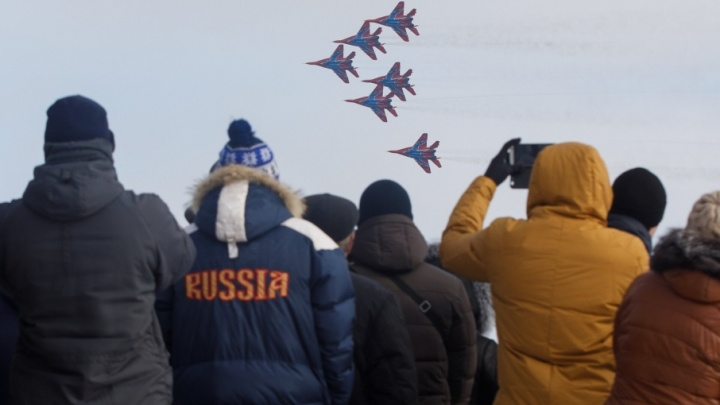 Опубликовано видео захватывающего выступления «Стрижей» в Волгограде