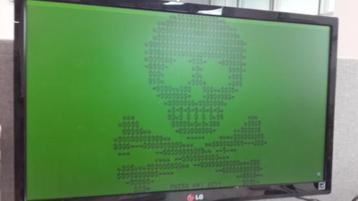 Вирус-вымогатель Petya добрался до медлабораторий в Челябинске
