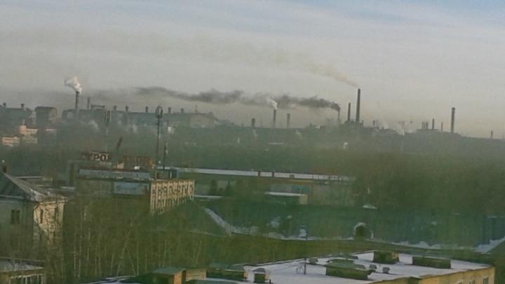 «Почему не объявили НМУ?»: челябинцы за утро десятки раз пожаловались на выбросы