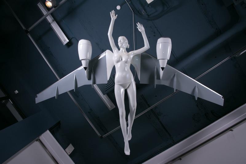 Ангел в Пулково