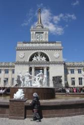 На вокзале Волгоград-1 матери и ребенку предлагается комфортный отдых