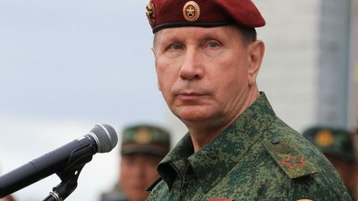 Командующий Росгвардией Виктор Золотов впервые приедет в Волгоград