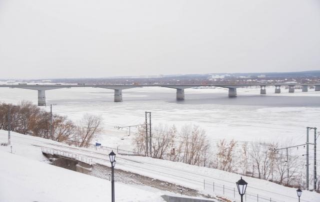 Депутаты ЗС Прикамья предложили организовать реверсивное движение на Коммунальном мосту