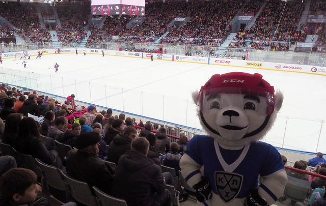 «Трактор-2006» вышел в плей-офф турнира детских команд КХЛ «Кубок Газпром нефти»