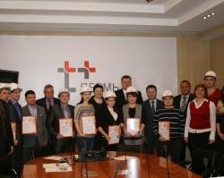 Компания «Т Плюс» посвятила в энергетики молодых специалистов