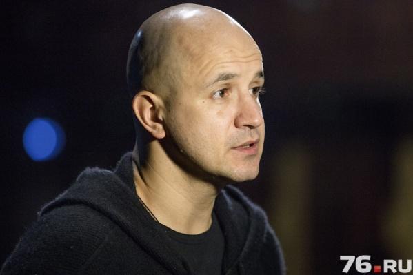Егор Дружинин согласился работать в Ярославле без раздумий