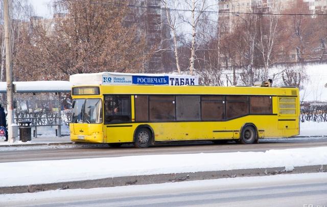 Пермские перевозчики работали на автобусном маршруте без договора с мэрией