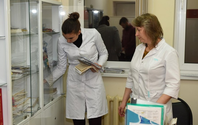 В Ярославле экстренно эвакуировали пациентов областной больницы