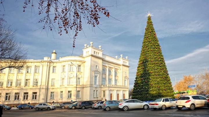 Больше горок и прошлогодние елки: специалисты раскрыли детали новогоднего оформления Тюмени