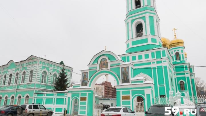 В прикамских храмах пройдут заупокойные службы по погибшим при пожаре в Кемерово