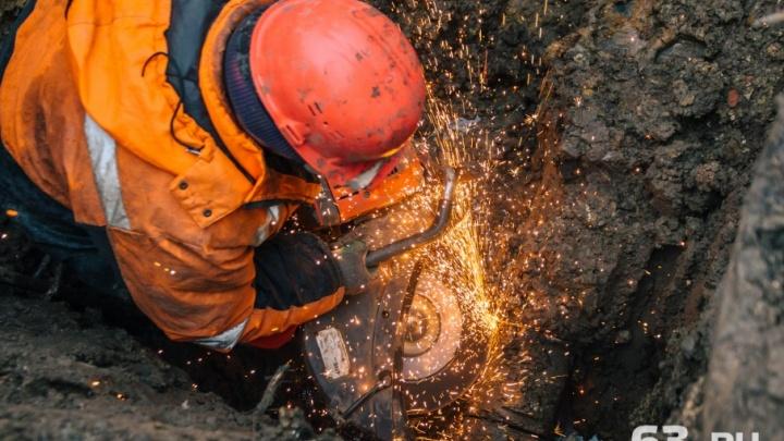 На ремонт теплосетей, ТЭЦ и ГРЭС в Самаре направят 4,7 млрд рублей