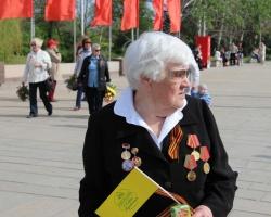 «Сады Придонья» поздравили ветеранов и волгоградцев с Днем Победы