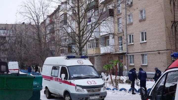 Полиция: погибший во время взрыва в Таганроге был геологом