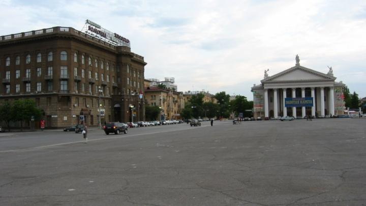 Из-за конкурса «Автоледи-2017» в центре Волгограда на два дня запретят парковать машины