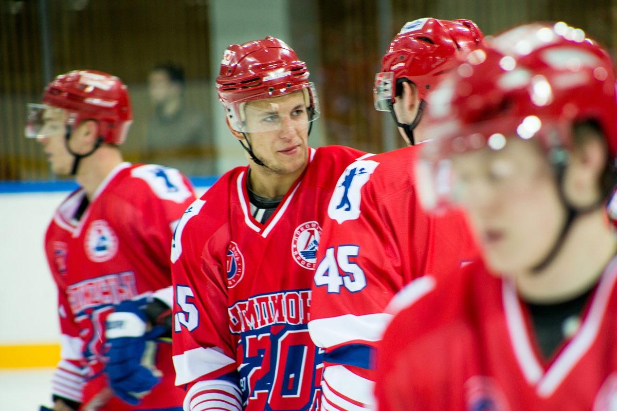 Александр Елесин прошлый сезон провел не в Ярославле
