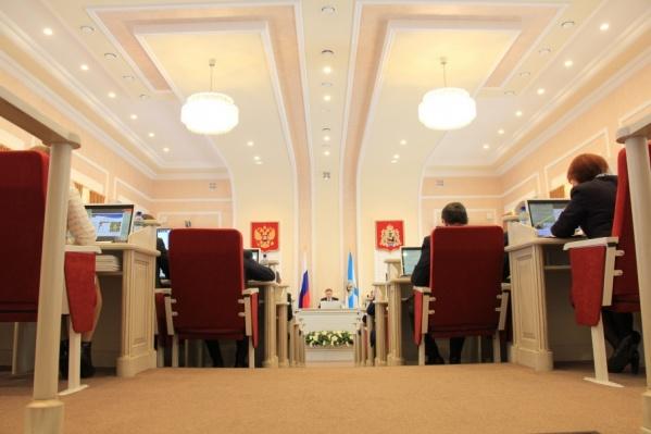 Компенсации депутаты обсудят на очередной сессии в декабре