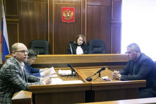 Адвокат Александра Филина посчитал приговор суровым и обжаловал его в Челябинский облсуд