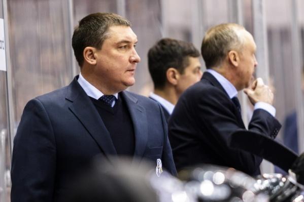 Анвар Гатиятулин был тренером чёрно-белых с 2016 по 2018 годы