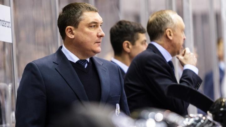 Теперь официально: бывший тренер челябинского «Трактора» перешёл на работу в СКА