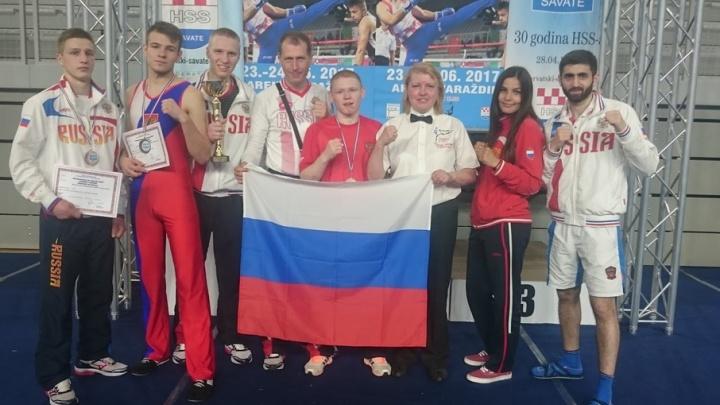 Саватисты Поморья взяли бронзовые медали чемпионата мира в Хорватии