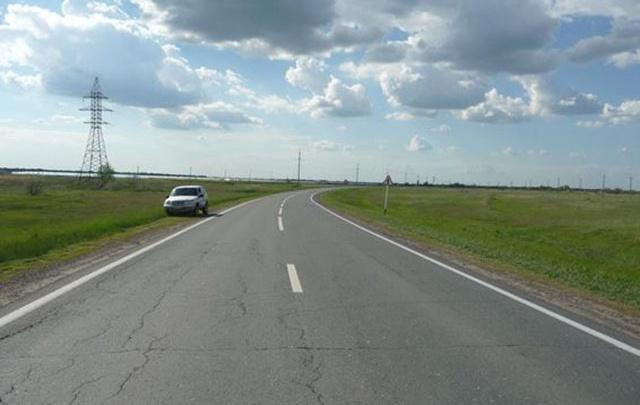 В Кинельском районе автомобилист бросил пешехода умирать на дороге