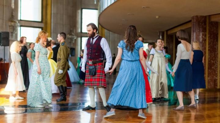 Танцы защитят от старения мозга