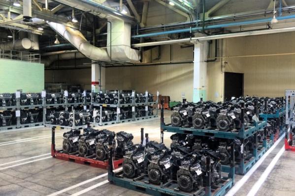 Руководители завода планируют создавать автомобили в пределах региона