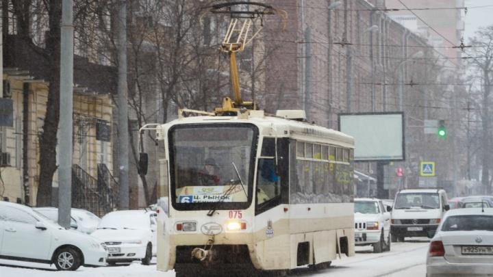 Ростовскому трамваю вернут остановку на пересечении Шолохова и 14-й линии