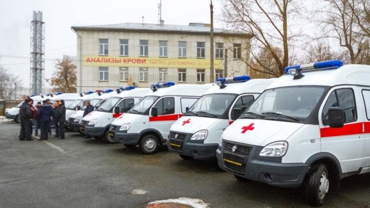 «На кону — жизнь больного»: в Челябинске простаивают два десятка новых скорых