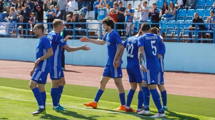 Волгоградский «Ротор» потерял первого игрока после ухода Сергея Павлова