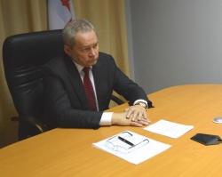 Виктор Басаргин принял участие в заседании рабочей группы Госсовета