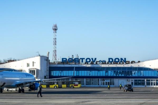 При благоприятных условиях к застройке территории аэропорта смогут приступить в начале следующего года