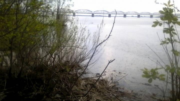 В Октябрьске под мостом нашли утонувшего мужчину в зимней одежде