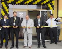 Райффайзенбанк открыл новый офис в Магнитогорске