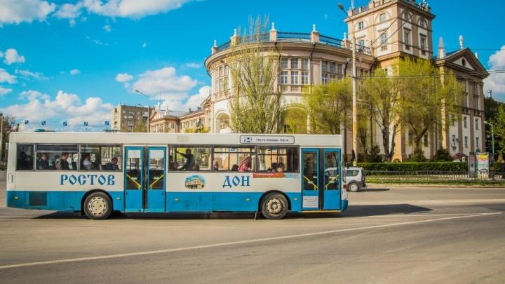 На ростовские улицы выпустят десять новых автобусов с кондиционерами