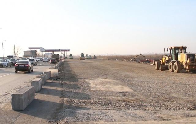 Часть трассы М-4 «Дон» закроют для большегрузов