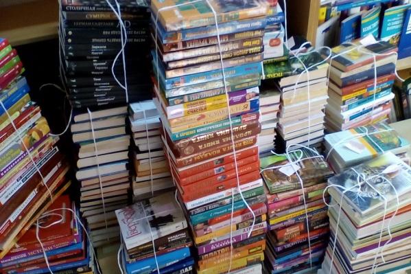 Информация о «чистке» библиотек появилась в соцсетях в четверг