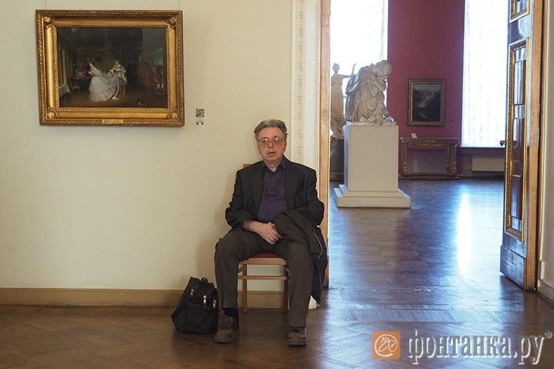 Михаил Золотоносов