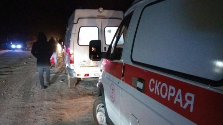 В результате ЧП на промплощадке в Магнитогорске пострадали два человека