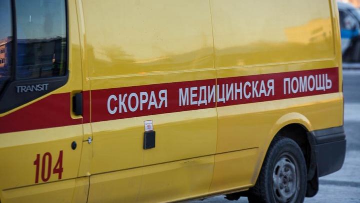 Двое детей и трое взрослых пострадали в аварии на улице Федюнинского