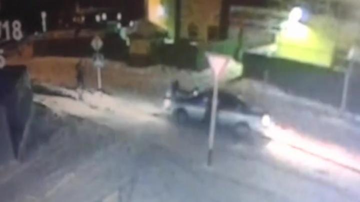 «Я никого не била»: участница конфликта с экипажем ДПС в Червишево прислала видео потасовки