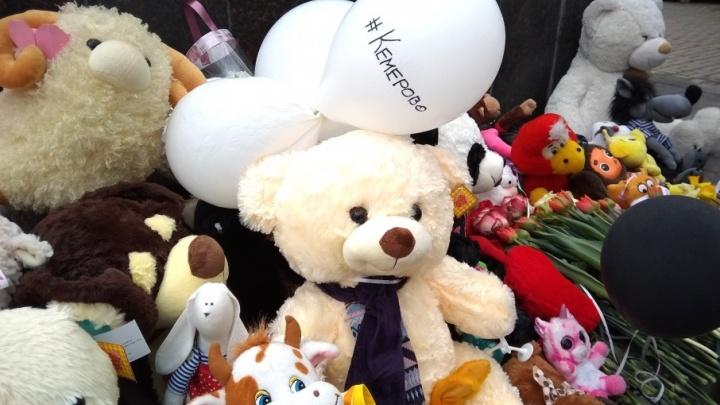 Ростовчан приглашают запустить в небо белые шарики в память о трагедии в Кемерово