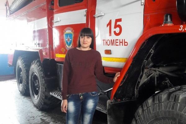 Мария Авдиева работает воспитателем в частном детском саду