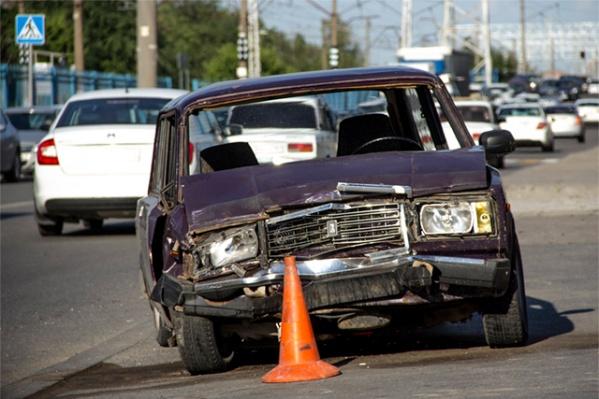 За девять месяцев 2017 года на Дону произошло 3254 аварии